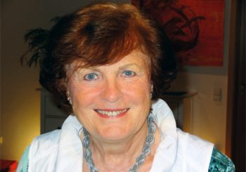 Ehrenvorsitzende Christel Krumm