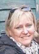 Beisitzerin und Kindergruppe Martina Raiser